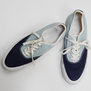 Jack Purcell blue colorblock converse